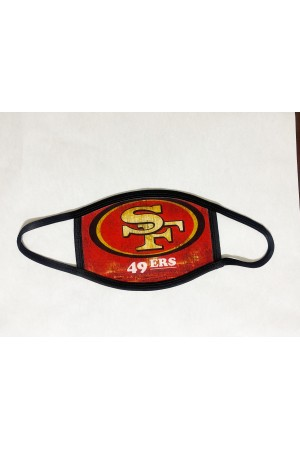 49ers Face Mask