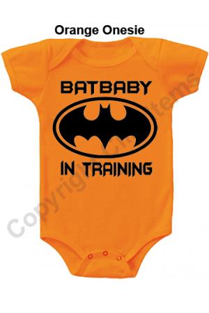 BatBaby Cute Gerber Baby Onesie